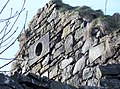 Giffen Mill kiln gable end, Barrmill, North Ayrshire.jpg