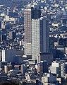 Gifu City Tower 43 and Gifu Sky Wing 37 from Gifu Castle.jpg