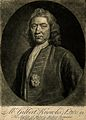 Gilbert Knowles. Mezzotint by J. Faber, 1724, after T. Murra Wellcome V0003248.jpg