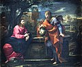 Giovan Gioseffo dal Sole Le Christ et la Samaritaine.jpg
