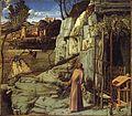 Giovanni Bellini St Francis in Ecstasy.jpg