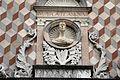 Giovanni antonio amadeo, facciata della cappella colleoni, 1472-75, finestra di sx 03.JPG