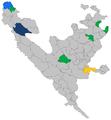 Glasovi za kandidate za bošnjačkog člana Predsjedništva BiH, 2010.png