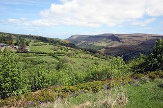 Glens of Antrim valley