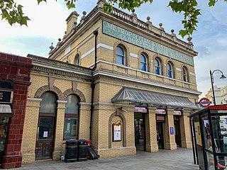 Gloucester Road tube station London Underground station
