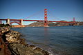 Golden Gate Bridge seen from the Presidio in San Francisco 28.jpg