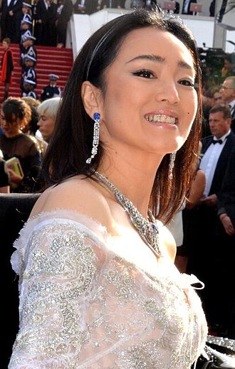 Gong Li - Gong Li at 2016 Cannes Film Festival