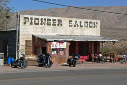 The Goodsprings Pioneer Saloon.