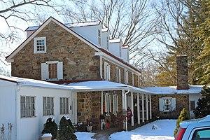 East Goshen Township, Chester County, Pennsylvania - Goodwin Acres, built 1736