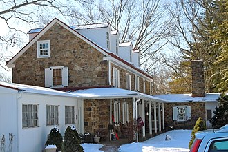 East Goshen Township, Chester County, Pennsylvania - Goodwin Acres, built 1736