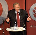 Goran persson swedish pm election rally 2006-sept-05 gothenburg speaking img4.jpg