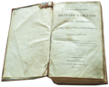 Gospel in Mordovian-Erzya language. St. Petersburg. 1821.From the library of the Mordovian linguistic scientist Bondyakova I.Ya.png