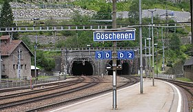 Image illustrative de l'article Tunnel ferroviaire du Saint-Gothard