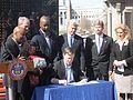 Governor Hickenlooper signing the bill.JPG
