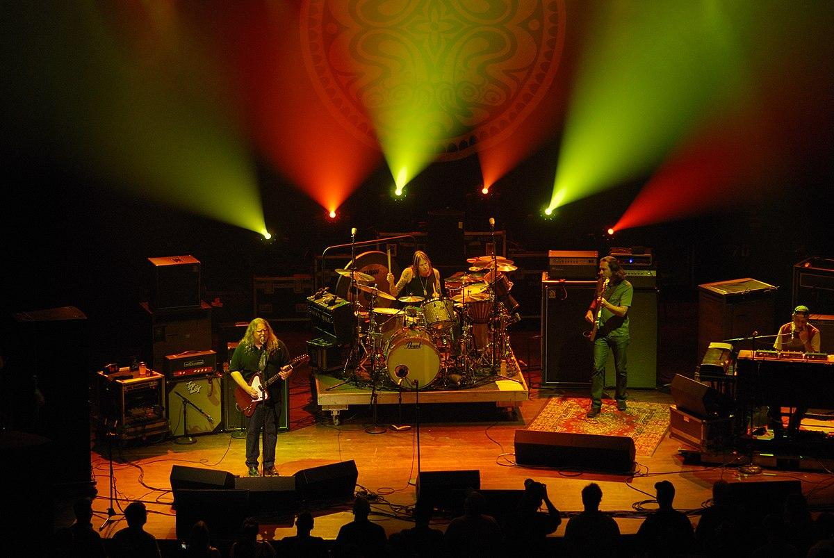 Gov't Mule - Gov't Mule Acoustic. 11-25-96 - Blockbuster Music - Atlanta GA