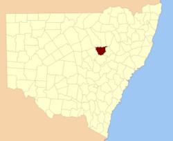 Gowen NSW
