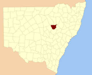 Caigan, New South Wales