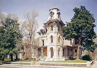 Memphis College of Art - Formerly known as James Lee Memorial Art Academy and then the Memphis Academy of Arts, the school was initially housed in the James Lee/ Goyer House