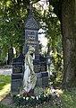 Grab von Josef Strauss auf dem Wiener Zentralfriedhof (2).JPG