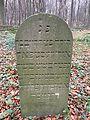 Graffsteen op'n Jöödschen Karkhoff Cuxhoben 41.jpg