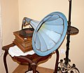 Gramophone of Imre Kálmán in his museum.jpg