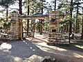 Grand Canyon Pioneer Cemetery - the grand front entrance.jpg
