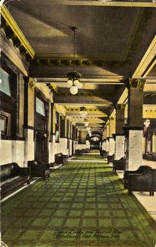 The St Anthony Hotel