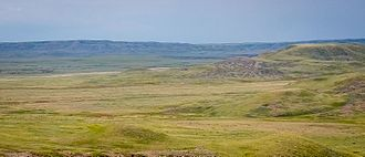 Grasslands National Park - Grasslands National Park, West Block