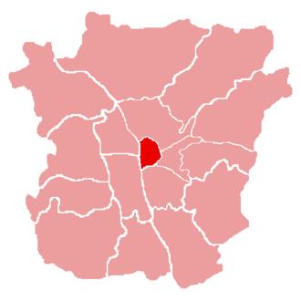 Innere Stadt (Graz) - Innere Stadt in Graz