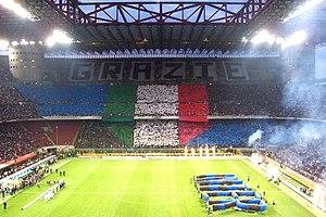 An image from an Inter Milan match