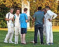 Great Canfield CC v Hatfield Heath CC at Great Canfield, Essex, England 77.jpg