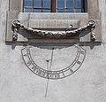 Great Church, sundial, 2020 Pápa.jpg