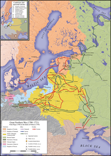 Great Northern War - Wikipedia