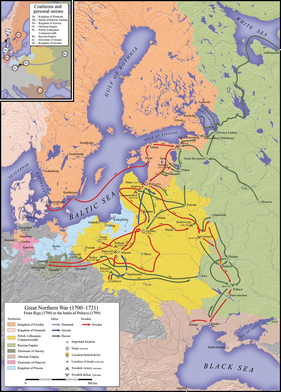 Great Northern War Part1