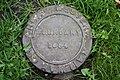 Great Western Railway boundary marker, 1884 - geograph.org.uk - 1464909.jpg