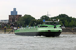 Die Greenstream in Köln