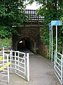 Gretna Green Station Tunnel - geograph.org.uk - 1303861.jpg