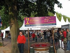 Groesbeek - Annual wine harvest festival in Groesbeek
