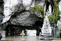 Grotto of Lourdes - Lourdes 2014 (3).JPG