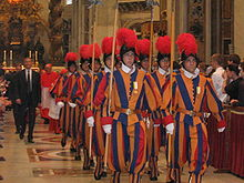 Protecting the Pope: Insights from a former Swiss Guard | Catholic ...