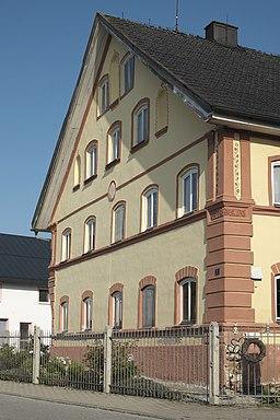 Dorfstraße in Fraunberg