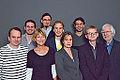 Gruppenbild viertes Präsidium Wikimedia Deutschland-optimiert by AndreasPaul.jpg