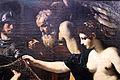 Guercino (attr.), scena mitologica con crono che ammonisce eros alla presenza di afrodite e ares, xvii sec. 03.JPG
