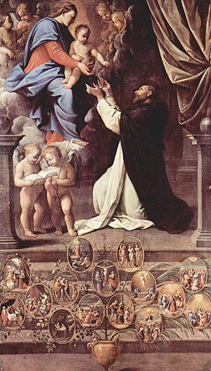 7 octobre Solennité de Notre Dame du Très Saint Rosaire 300px-Guido_Reni_057