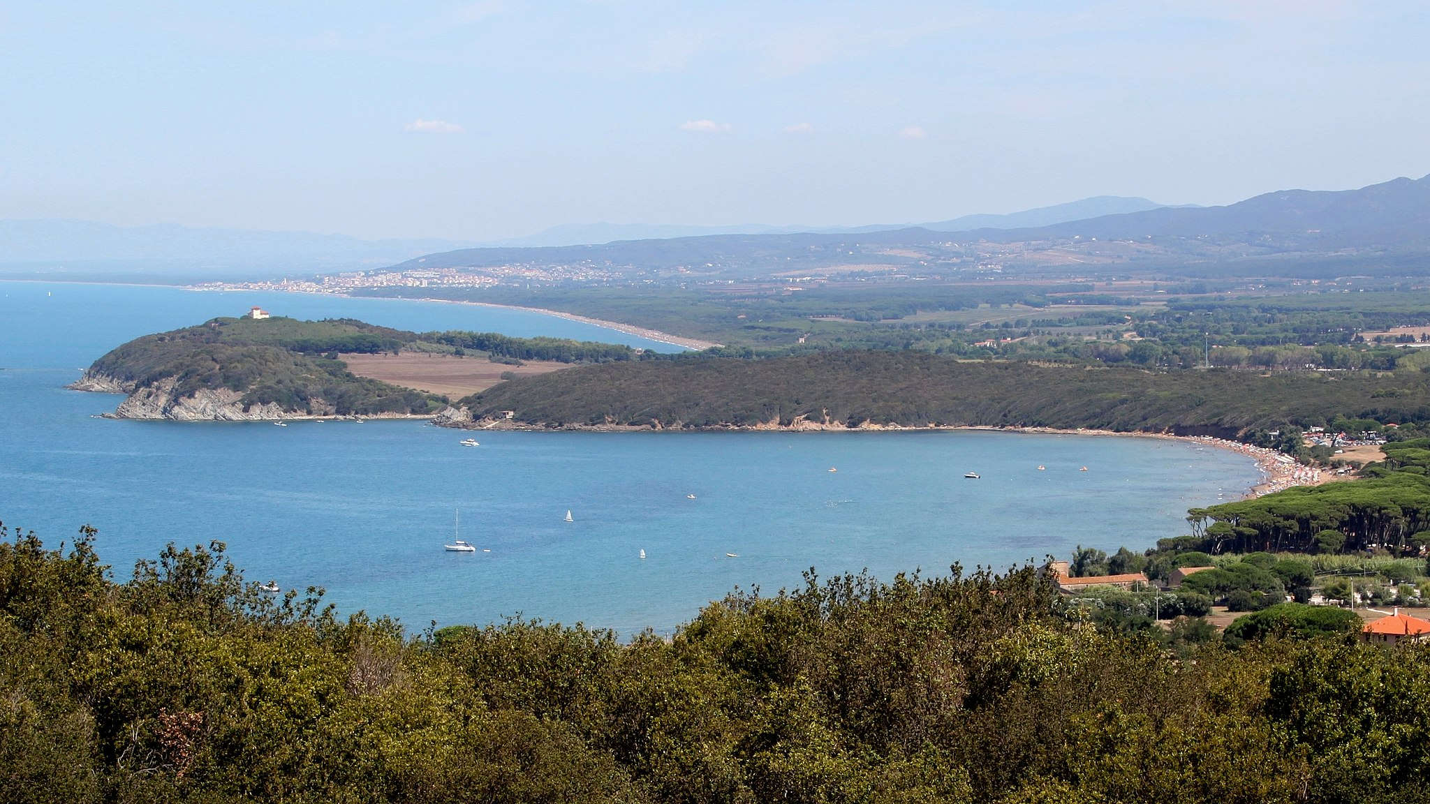 Golfo di Baratti, Costa degli Etruschi