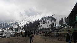 Gulmarg Gondola and Chairlift