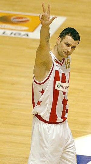 Milan Gurović - Gurović with Crvena zvezda