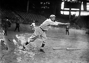Gus Getz - Image: Gusgetz 1916 brooklyn robins