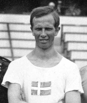 Gustaf Dyrssen - Image: Gustaf Dyrssen 1920