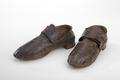 Gustav IIIs skor till revolutionsuniformen - Livrustkammaren - 75430.tif
